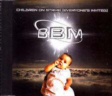 BBM - CHILDREN ON STRIKE EVERYONE'S INVITED CD SINGLE 3 TRACKS SPAIN 2001