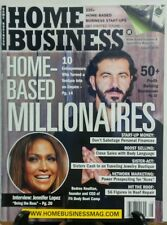 Home Business August 2016 Bedros Keuilian Jenifer Lopez Startup FREE SHIPPING sb