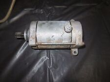 2005 Yamaha Grizzly 660 4x4 ATV Electric Starter Motor (191/79)