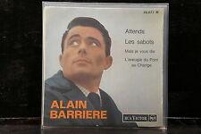 "Alain Barrière – Attends (7""EP)"