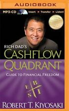 Rich Dad's Cashflow Quadrant: Guide to Financial Freedom (MP3)