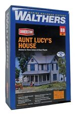 Aunt Lucy's House HO Building Kit - Walthers Cornerstone #933-3651