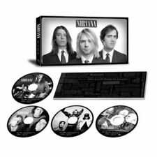 With the Lights Out [Box] by Nirvana (US) (CD, Nov-2004, 3 Discs + DVD)