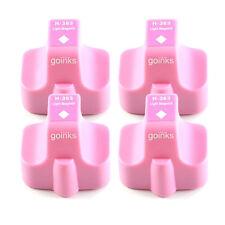 4 Light Magenta Ink Cartridges for HP Photosmart C8183 D6160 D6163 D6168 D7155
