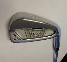 Ping S56 Black Dot 6 Iron True Temper S300 Steel Shaft