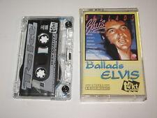 ELVIS PRESLEY - Ballads - MC cassette tape /4363