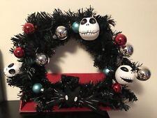 "Disney The Nightmare Before Christmas Jack Skellington Christmas 14"" Wreath"