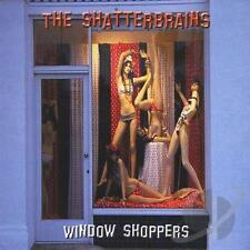 """The Shatterbrains: """"Window Shoppers"""" - CD"""