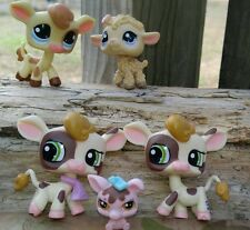 5 littlest pet shop pets 1457, 3758, 970, 1003