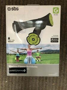5 X SBS Wireless Fitness Dumbbells Brand New And Sealed