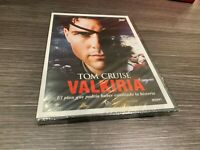 Valkiria DVD Tom Cruise Slimcase Sealed