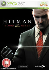 New Hitman Blood Money (Xbox 360)