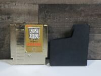 Legend of Zelda Nintendo NES Authentic! Game Gold Cartridge 87 TESTED 100% CLEAN