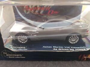 Buy Minichamps James Bond Aston Martin Diecast Vehicles Parts Accessories Ebay