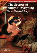 The Secrets of Planning and Designing Hand-Hooked ... by Huxley, Susan Paperback