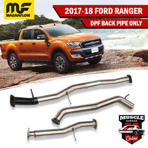2017-2020 FORD Ranger 3.2L TD Magnaflow DPF-Back PIPE ONLY Exhaust System