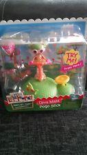 Mini Lalaloopsy Dyna Might Pogo Stick