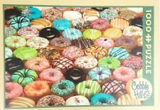 "Cobble Hill ""Doughnuts"" 1000 Piece Jigsaw Puzzle"