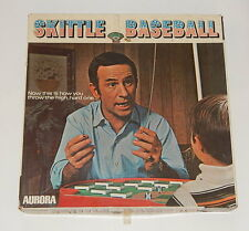 AURORA Skittle Baseball Game 1971 DON ADAMS  R8916
