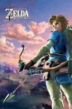 Maxi Poster Zelda Breath of the Wild Hyrule