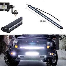 "19"" SUV Jeep Truck Boat Bus 54W LED Work Light Bar Foglight Roof Lamp Spotlight"