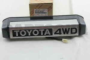 8127060201 Genuine Toyota LAMP ASSY, LICENSE PLATE 81270-60201