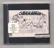 GENACIDE - Mixed up murder (81G) CD rare 1997 Texas G-Funk Rap SEALED Funkytown