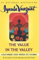 The Value in the Valley by Iyanla Vanzant paperback book FREE SHIPPING Guide