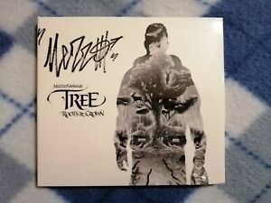 Cd Mezzosangue Sigillato E Autografato, Rap Italiano, Tree Roots & Crown