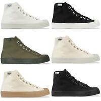 Novesta Trainers - Novesta Star Dribble Boot/Trainer - Black, White, Beige,Green