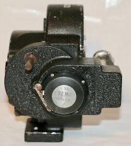 EYEMO B&H 35mm Reflex Cine Camera + Mitchell R35 MK-1 Lens Mount Adapter