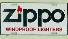 ZIPPO LABEL 30 X 15 cm new