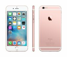 Apple Iphone 6S 32 GB Fotocamera da 12 Megapixel iOS 9, LTE  Rosa Gold NUOVO