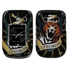 Tiger Strength Hard Case Cover BlackBerry Style 9670