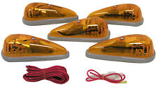 Peterson V118KA Amber Cab Marker Light Kit