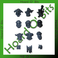 WARHAMMER 40K BIN BITS ORK LOOTAS and BURNAS - HEADS