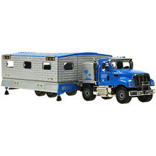 Recreational Vehicle bus Motorhome Trailer Model Toy 1:50 Scale
