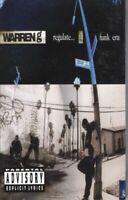 Warren G Regulate The G Funk Era 1994 Cassette Tape Album Hiphop Nate Snoop Dogg