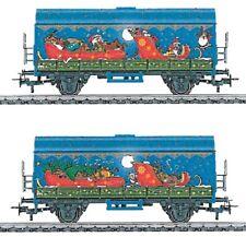 Märklin H0 4415681  Weihnachtswagen 2020 W13+   NEU/OVP