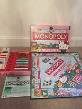 Monopoly Hello Kitty Collectors Edition Board Game