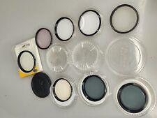 8 Camera Filters Tiffin, Hoya (F10)