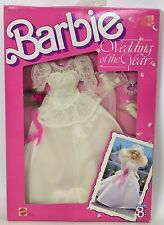 BARBIE WEDDING OF THE YEAR FASHIONS 3788 #2 NRFB