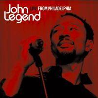 John Legend - Live From Philadelphia (2008)  CD  NEW/SEALED  SPEEDYPOST