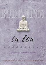 Buddhism in Ten: Easy Lessons for Spiritual. by Simpkins, Annellen M Paperback