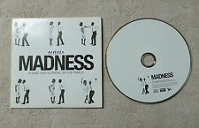 "CD AUDIO INT / MADNESS ""SHAME AND SCANDAL (IN THE FAMILY)"" CD SINGLE CARD SLEEVE"