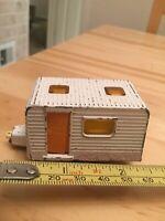 Lesney matchbox superfast No31 caravan 1977 With Orange Door