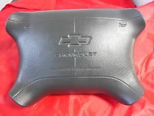 1995 1998 Chevy Trucks CHARCOAL GRAY Driver Airbag FITS MANY MODELS Great Shape