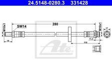 2x ATE Bremsschlauch Bremsleitung Set hinten für Ford Mondeo 3 Kombi 1.8 - 3.0