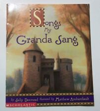 Songs my Granda Sang by Sally Denmead Paperback Christmas in Ireland RARE
