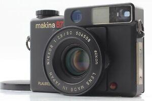 **Exc+++++** Plaubel Makina 67 Film Camera w/ Nikkor 80mm F2.8 Lens